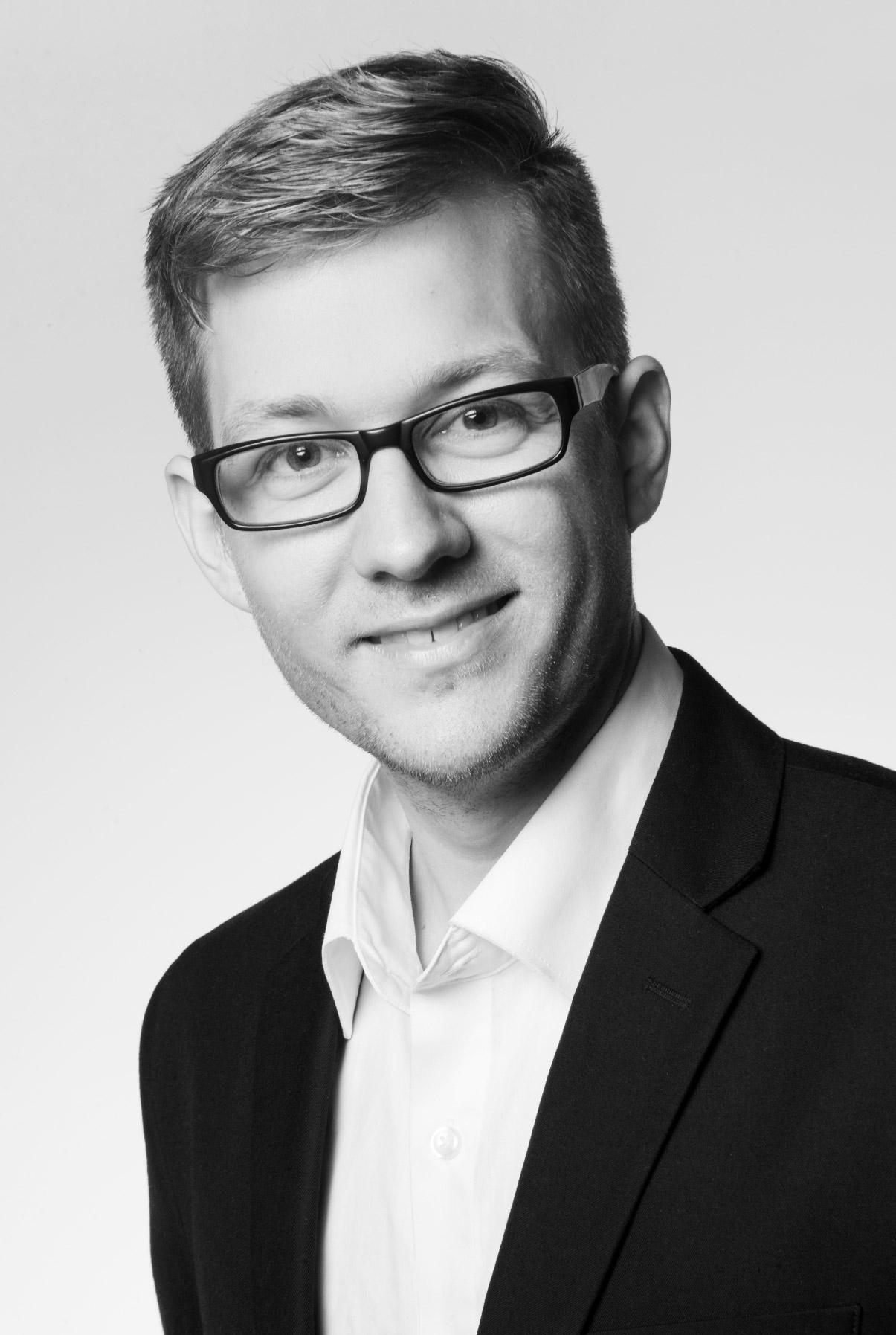 Ernährungsberater Bastian Grunwald