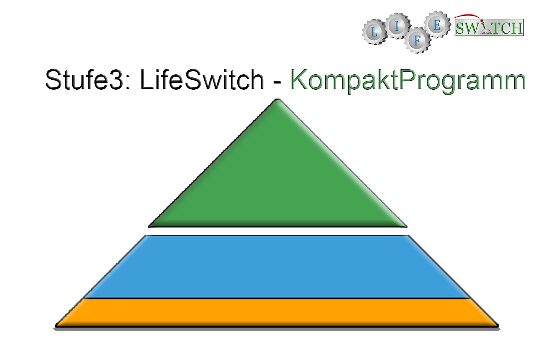 LifeSwitch Stufe3 - Kompaktprogramm